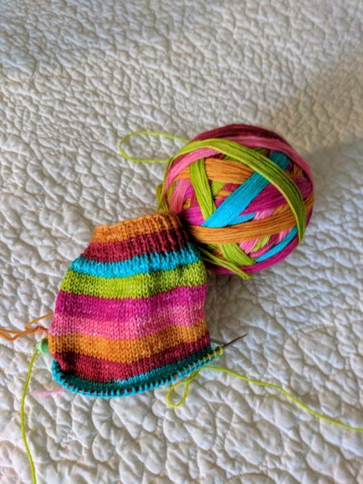 Gumdrop Buttons Socks
